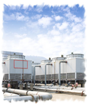 Applied Oxidation - Cooling Tower Applications